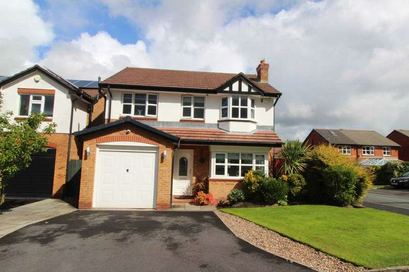 4 Bedrooms Detached House for sale in Knightswood, Bolton