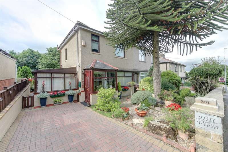 3 Bedrooms Semi Detached House for sale in Newchurch Road, Newchurch, Rossendale