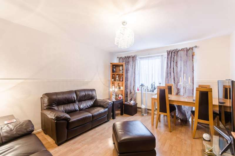 2 Bedrooms Maisonette Flat for sale in Cowdenbeath Path, Islington, N1