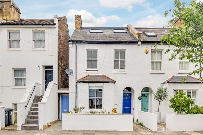 2 Bedrooms Flat for sale in Berrymede Road, Chiswick