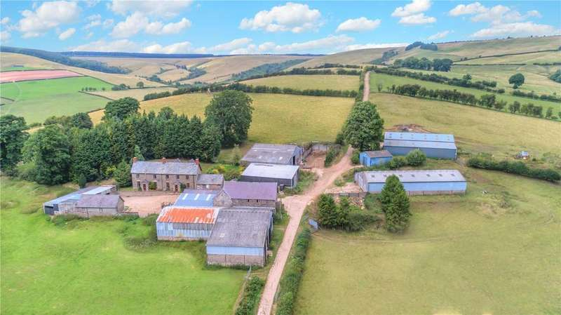 6 Bedrooms Farm Commercial for sale in Newcastle, Craven Arms, Shropshire