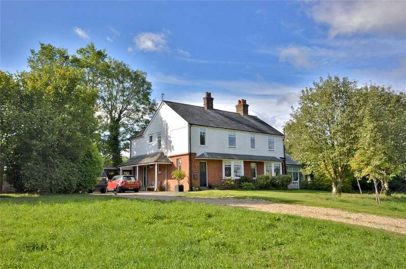 5 Bedrooms Detached House for sale in Hill Green, Clavering, Nr Saffron Walden, Essex, CB11