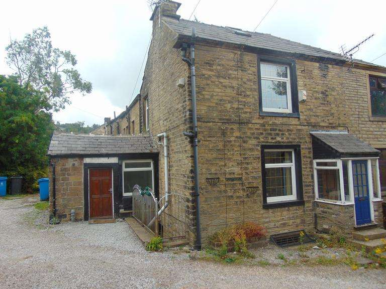 3 Bedrooms Terraced House for sale in Huddersfield Road, Waterhead, Oldham