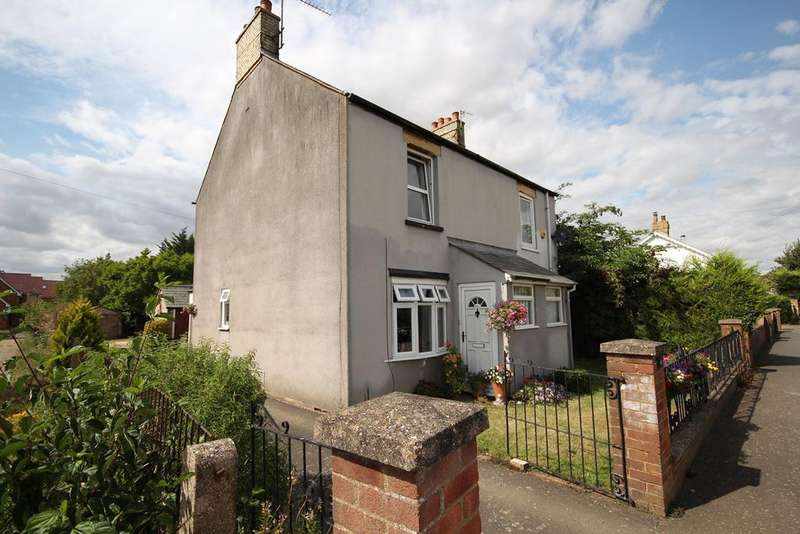 2 Bedrooms Semi Detached House for sale in Hitchin Lane, Clifton, SG17