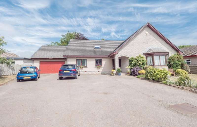 5 Bedrooms Detached House for sale in Coronation Avenue, Montrose