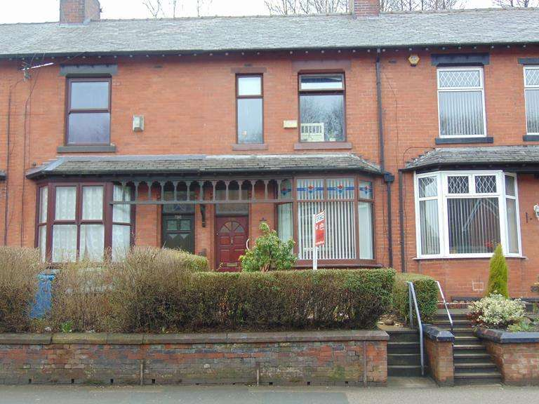 3 Bedrooms Terraced House for sale in 396 Huddersfield Road, Waterhead, Oldham