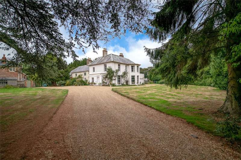 4 Bedrooms House for sale in Chawton, Hampshire, GU34