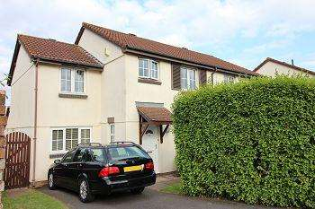 4 Bedrooms Semi Detached House for sale in Hammond Croft Way, Alphington, Exeter