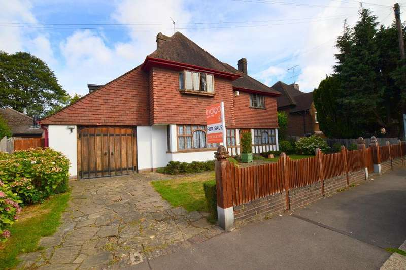 4 Bedrooms Detached House for sale in Lansdowne Road, New Bedford Rd Area, Luton, LU3 1EE