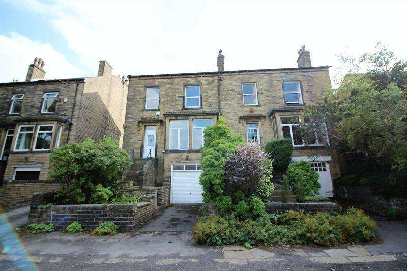4 Bedrooms Semi Detached House for sale in Rothwell Mount, Savile Park, Halifax