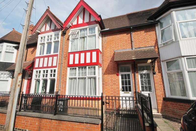 3 Bedrooms Terraced House for sale in Church Avenue, West End, Leicester LE3