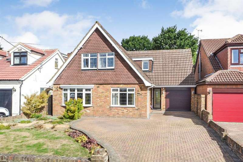 5 Bedrooms Detached House for sale in Hatch Road, Pilgrims Hatch, Brentwood