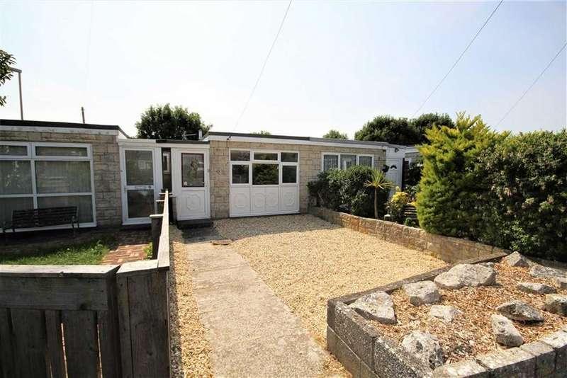 1 Bedroom Terraced Bungalow for sale in Tobys Close, Portland, Dorset
