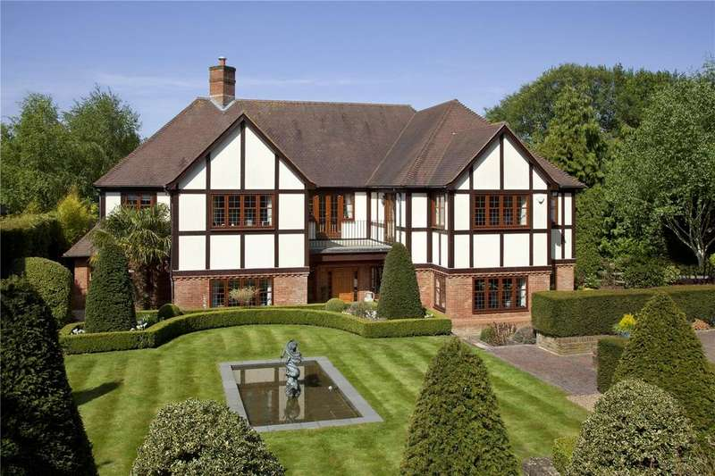 5 Bedrooms Detached House for sale in Bramble Lane, Sevenoaks, Kent, TN13