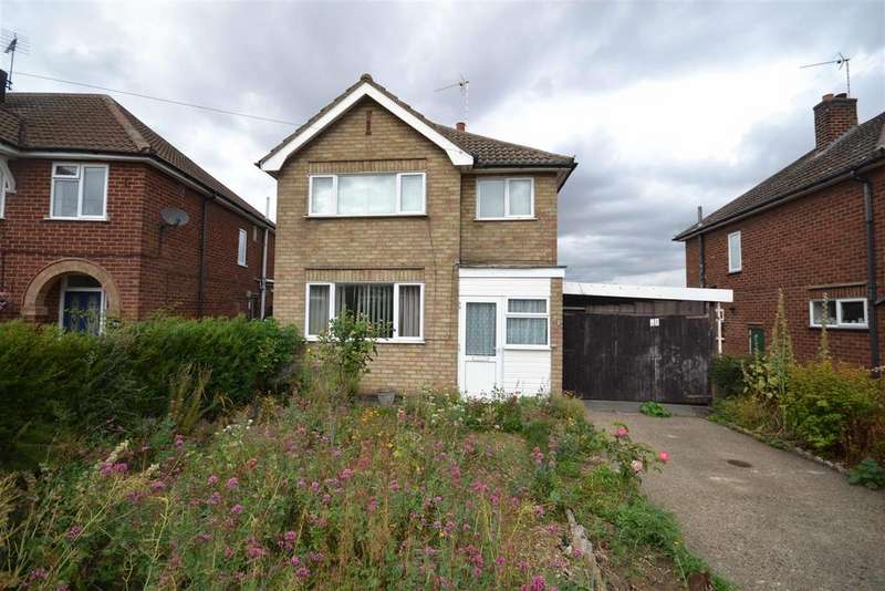 3 Bedrooms Detached House for sale in Highlands Way, Stamford