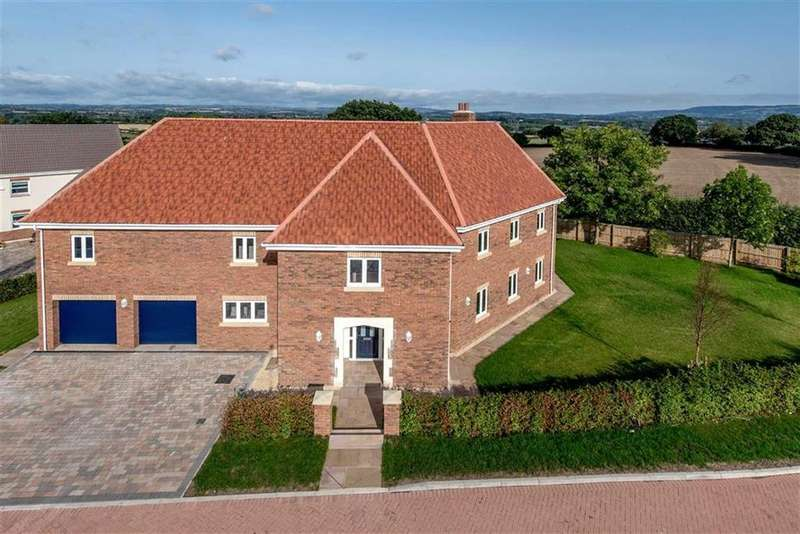 6 Bedrooms Detached House for sale in Sherlands Heights, Taunton, Taunton, Somerset, TA1