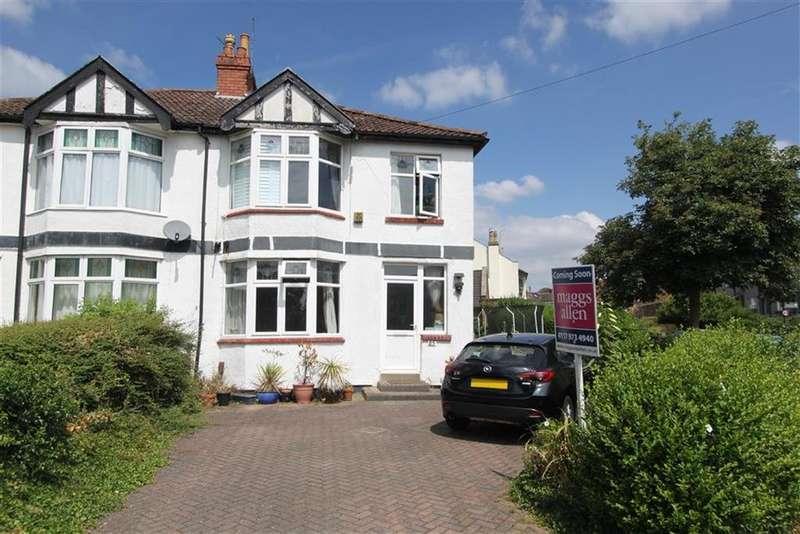 3 Bedrooms Semi Detached House for sale in Halsbury Road, Westbury Park, Bristol
