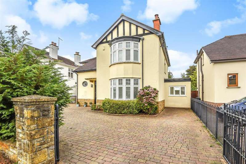4 Bedrooms Detached House for sale in Clifford Avenue 0.4 Acre