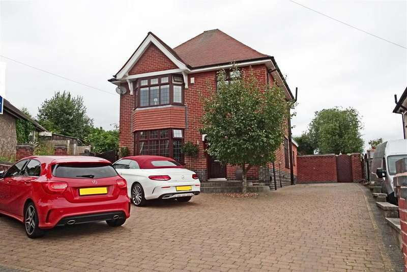 4 Bedrooms Detached House for sale in Charlotte Street, Ilkeston