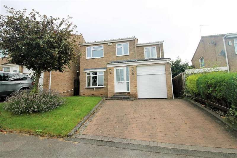 5 Bedrooms Detached House for sale in Highgate, Middlesbrough