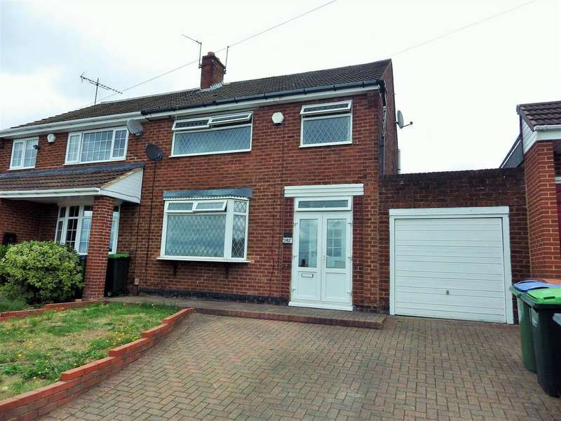3 Bedrooms Semi Detached House for sale in Dudley Road, Rowley Regis