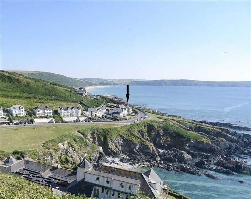 6 Bedrooms Detached House for sale in The Esplanade, Woolacombe, Devon, EX34