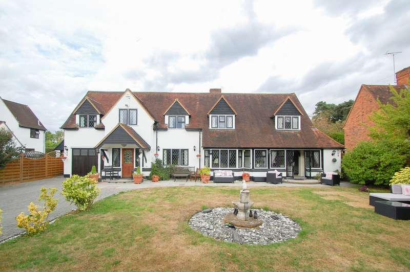 4 Bedrooms Detached House for sale in Magnolia Cottage Elm Close, Farnham Common, SL2