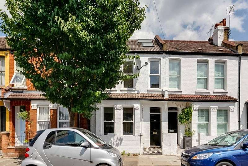 4 Bedrooms Terraced House for sale in De Morgan Road, Sands End, London