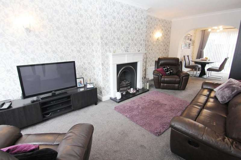 3 Bedrooms Semi Detached House for sale in Brook Avenue, Droylsden, Manchester