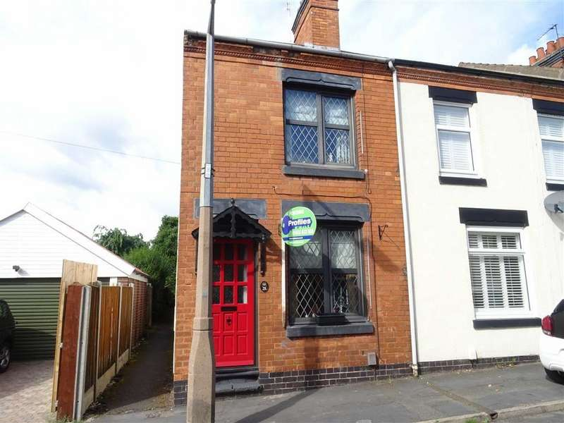 2 Bedrooms Terraced House for sale in Vicarage Street, Earl Shilton