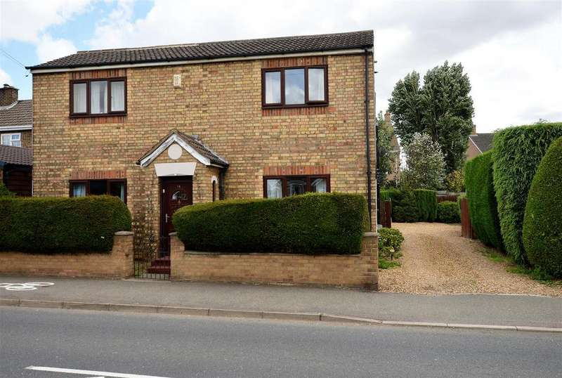 3 Bedrooms Detached House for sale in Crowland Road, Eye, Peterborough