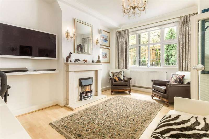 2 Bedrooms Flat for sale in Bevan House, Boswell Street, London, WC1N