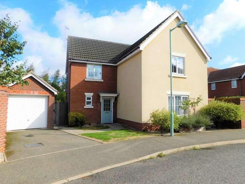 4 Bedrooms Detached House for sale in Manning Road, Bury St Edmunds