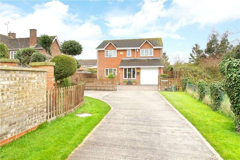 4 Bedrooms Detached House for sale in Broad Street, Newport Pagnell, Buckinghamshire