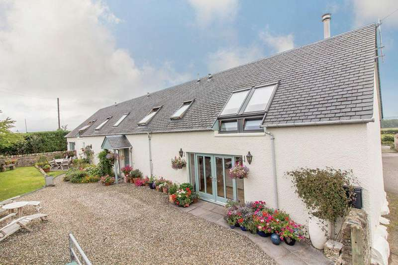 4 Bedrooms Barn Conversion Character Property for sale in The Stables, Port Of Menteith, Stirling, FK8 3JY