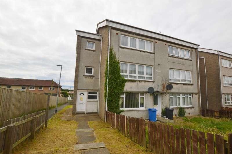 3 Bedrooms Maisonette Flat for sale in 30 Chapelhill Mount, ARDROSSAN, KA22 7LU