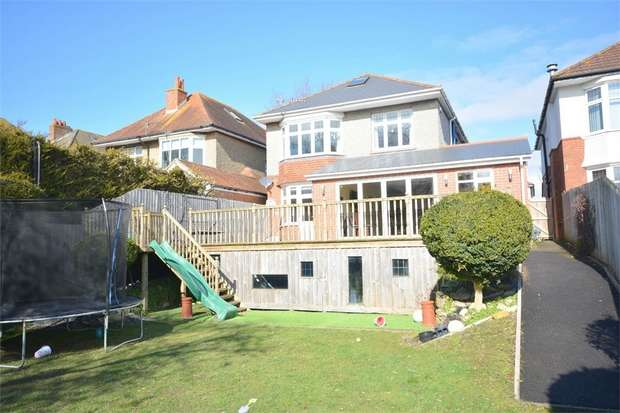 6 Bedrooms Detached House for sale in Fernside Road, Talbot Park, Bournemouth