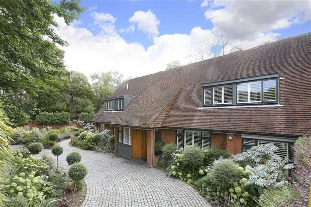 5 Bedrooms Semi Detached House for sale in Allison Grove, Dulwich Village