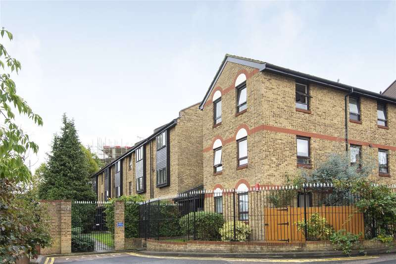 3 Bedrooms Flat for sale in Bakers Hill, London, E5