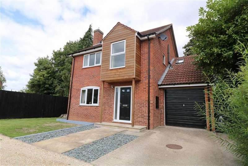 3 Bedrooms Detached House for sale in Newent, Gloucestershire