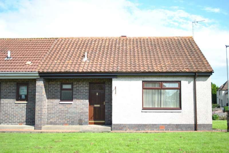 1 Bedroom Semi Detached Bungalow for sale in 2 Castle Street, Coalsnaughton , Falkirk FK13