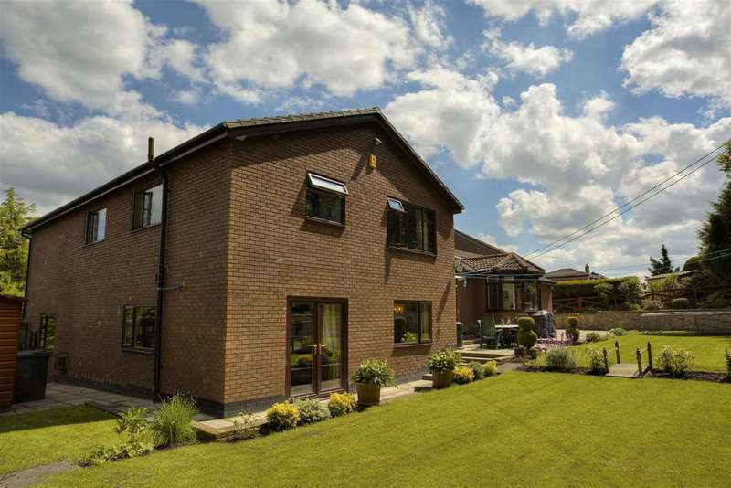 4 Bedrooms Detached House for sale in High Green, Newton Aycliffe