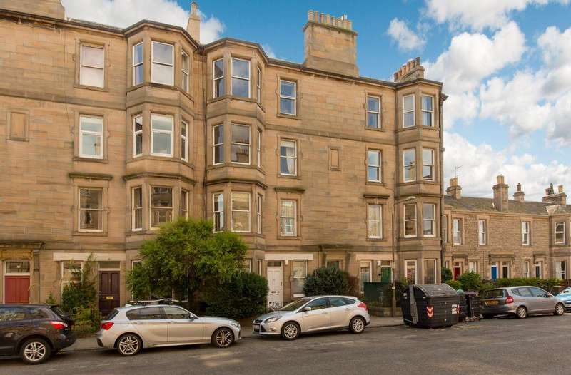 2 Bedrooms Flat for sale in 35/4 Darnell Road, Edinburgh, EH5 3PH