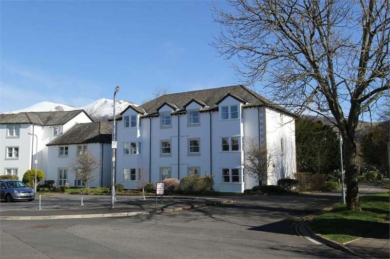2 Bedrooms Detached House for sale in Flat 2, Lonsdale House, Elliott Park, KESWICK, Cumbria