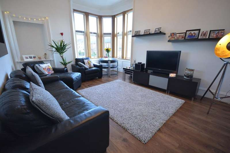 2 Bedrooms Flat for sale in North Hamilton Street, Kilmarnock, KA1
