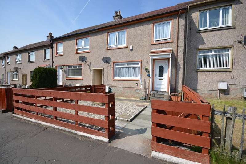 3 Bedrooms Terraced House for sale in Mill Crescent, Newmilns, KA16