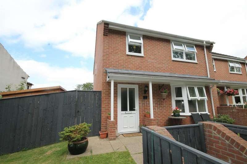 4 Bedrooms Detached House for sale in Sunnydene Meadows, Howden Le Wear