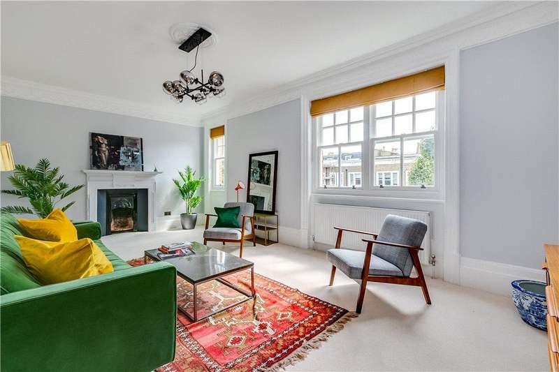 3 Bedrooms Flat for sale in Elgin Avenue, W9
