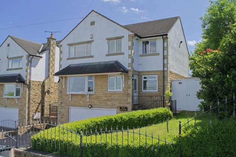 4 Bedrooms Detached House for sale in 'High Meadows' Old Lane, Drighlington