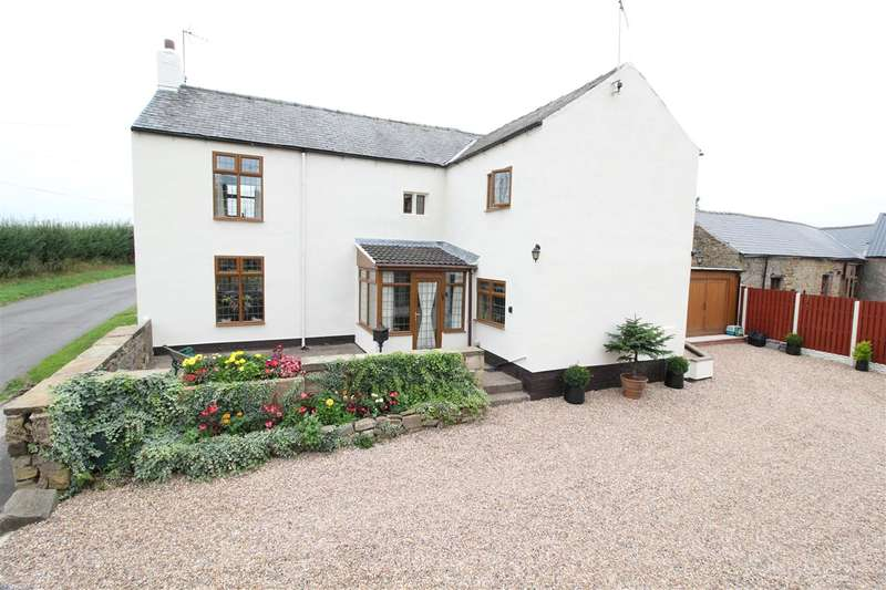 4 Bedrooms Detached House for sale in Shirland Park Farm Cottage, Park Lane, Shirland